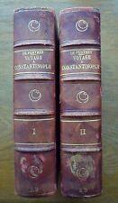 1855 VOYAGE à CONSTANTINOPLE Boucher de Perthes GRÈCE Italie BALKANS Ottoman