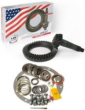 "1983-2009 Ford 8.8"" Rear 3.55 Ring and Pinion TIMKEN Master Install US Gear Pkg"