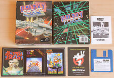 Galaxy Force (Amiga, 1989, Boxed)