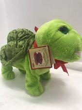Chantilly Lane Flirtle Turtle Walking Dancing Turtle Sings Do You Love Me W/tags