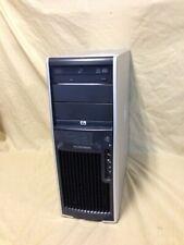 HP Desktop computer workstation xw4550 4600 / 2g ram / CPU Pentium 4 Windows XP