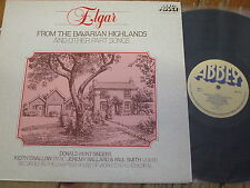 ABY 821 Elgar From the Bavarian Highlands etc. / Donald Hunt Singers