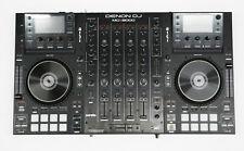 Denon mcx8000 DJ Controller standalone OVP + rechn. & garantías.