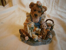 To Have and to Hold. Bailey and Wixie Boyd Resin Collectible