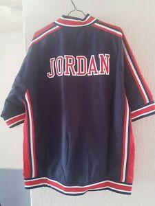 warm up michael jordan dream team 1992