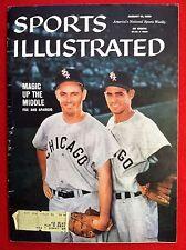 1959 NILLIE FOX LUIS APARICIO CHICAGO WHITE SOX Sports Illustrated