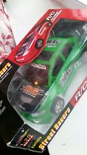 Vanguard green street remote controled car 1:20 scale full function & lights.