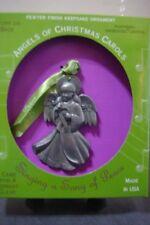 Gloria Duchin Holiday Angel Of Christmas Carols Ornament Peace