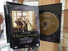 IL BARBIERE DI SIVIGLIA - Opera DVD - Gioacchino Rossini - del Prado Region 2 !