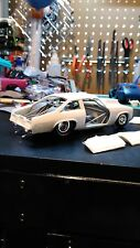 75chevy nova prostreet resin body only/please read discription