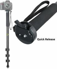 "72"" HEAVY DUTY MONOPOD WITH CASE FOR OLYMPUS TOUGH TG-320 TG-1 TG-820 iHS"