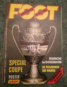 Foot Supporter Magazine numero 2 1976