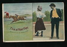 Horse Unposted Pre - 1914 Collectable Postcards