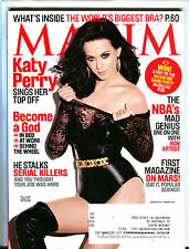 Maxim Magazine January 2011 Katy Perry EX 080116jhe