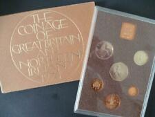 More details for 1974 royal mint proof set with outer wrapper. 1974 proof coin set. toning noted