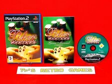Poker Masters (PS2) Complete ✔️ 60GB PS3 Compatible
