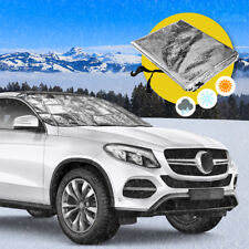 XL Thermo Scheiben-abdeckung Frost-schutz für Windschutz-Scheibe Front-Scheibe