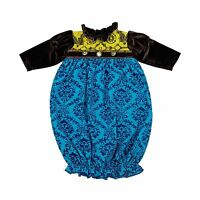 EXCLUSIVE! Purrfect Haute Baby RENAISSANCE Holiday Take-me-home Gown & Bonnet