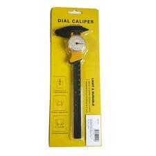 Schieblehre mit Messuhr sehr leicht Fiberglas Messbereich bis 150mm 0,1mm Skala