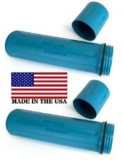 Rod Guard Stick Welding Electrode Storage Canister 14 Hold 10ibs Blue Pk Of 2