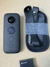 Insta360 ONE X 5.7K Action Camera - Black (no Box)
