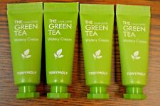 4x Tony Moly The Chok Chok Green Tea Watery Cream 10ml~ Ipsy Tonymoly