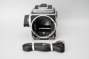 Hasselblad 503CW 503 CW Film Camera W/ Waist Level Finder