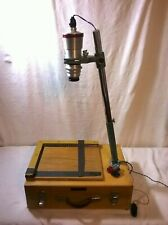 Vintage Chinese Film Developing Equipment with Original Case