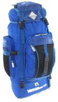 Large Travel Backpack Hiking Camping Rucksack Luggage Uni College Treking Bag UK