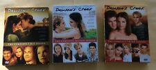Dawson's Creek The Complete First Season Through Sixth Season DVD Sets USED