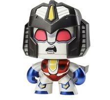 TRANSFORMERS MIGHTY MUGGS #04 Starscream SPINNING HEAD ACTION FIGURE RETIRED!!!