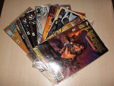 Lot 16 Comics/ Witchblade  #1-- to  #16 /IMAGE