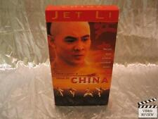 Once Upon a Time in China (VHS, 2001) Jet Li