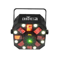 CHAUVET SWARM 5 FX 3 en 1 LED Disco efectos de Iluminación Láser ESTROBO DERBY