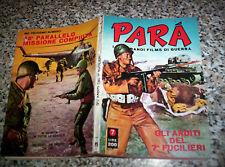 PARA' N.7 ed.PONZONI 1970 TIPO NERI DIABOLIK-GENIUS-KILLING-KIMBA-WAMPIR-ZATAN