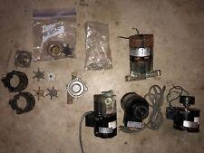 Four March Pumps Models 809 Br 115v 0809 0064 0100 Hot Water Recirculation Pump