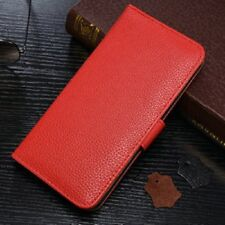 iPhone 6/6s Plus 5.5 Litchi Wallet Leather  Case ,Red