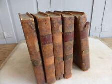 Original 1700-1799 Antiquarian & Collectable Books