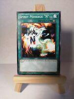 "Spirit Message ""N"" - RP02-EN047 - Common 1st NM Yugioh"