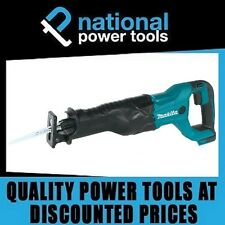 NEW MAKITA CORDLESS RECIPROCATING SAW XRJ04 18V LI-ION (DJR186 )