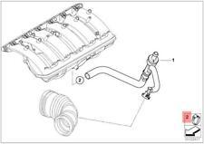 Genuine Engine Crankcase Hose Clamp x5 pcs BMW ROLLS-ROYCE Alpina 11151726339