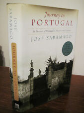 1st/1st Printing JOURNEY TO PORTUGAL Jose Saramago NOBEL PRIZE Travel MEMOIR
