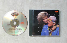 "CD AUDIO MUSIQUE/HELEN MERRIL - GIL EVANS ""COLLABORATION""CD ALBUM 12T 1988 RARE"