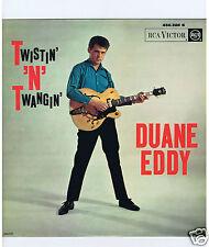 LP DUANE EDDY TWISTIN 'N'TWANGIN (ORIGINAL 1962)