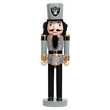 NFL Nußknacker Oakland Raiders Nutcracker Holiday 2019 Weihnachten Nussknacker