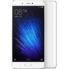 XiaoMi Mi5 5.15in 3D 3GB+64GB 4G Smartphone MIUI 7 Snapdragon 820[White/ Blanco]
