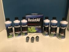 ResistAll Customer Car Care Kit NEW By Caltex Leather Fabric Paint Protector