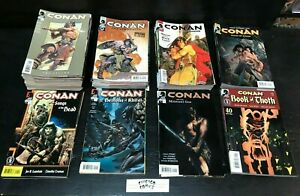 Conan, Huge Lot!  4 Complete Dark Horse Series + 4 Mini Series! 130 Comics!