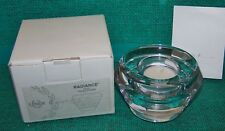 Lenox Ovations Radiance Votive Candle Holder Full Lead Crystal New in Box