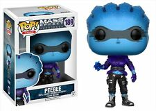 Mass Effect Andromeda Peebee POP Games #189 Vinyl Figure FUNKO